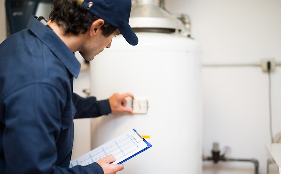 Hot Water Heater Repair