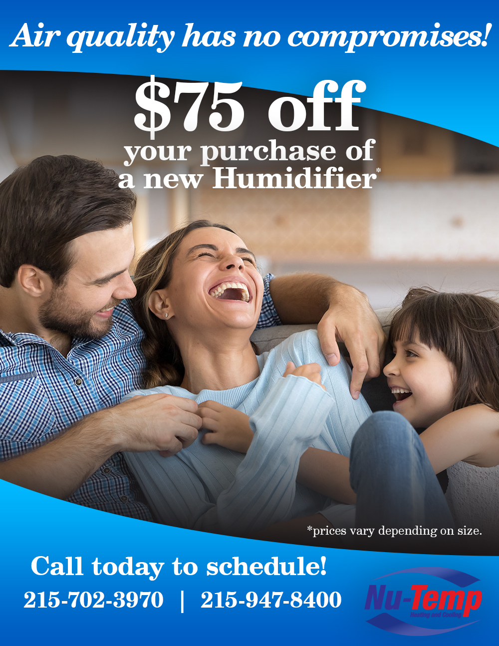 Humidifier Special