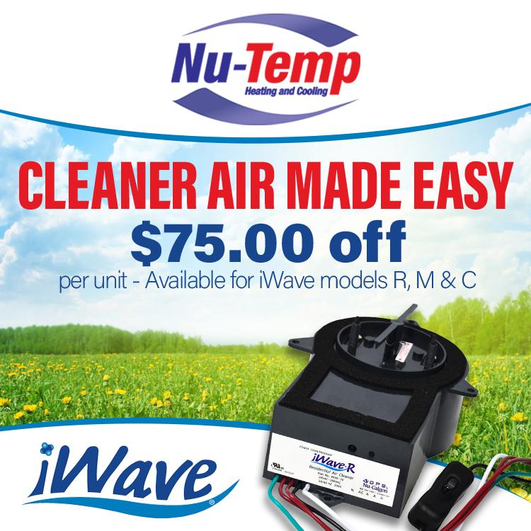 Spring 2021 $75 Discount Air Purifier