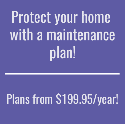 HVAC maintenance plan