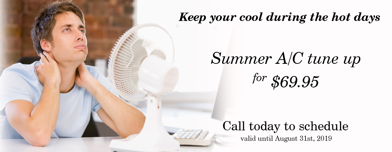 Summer AC Tune Up